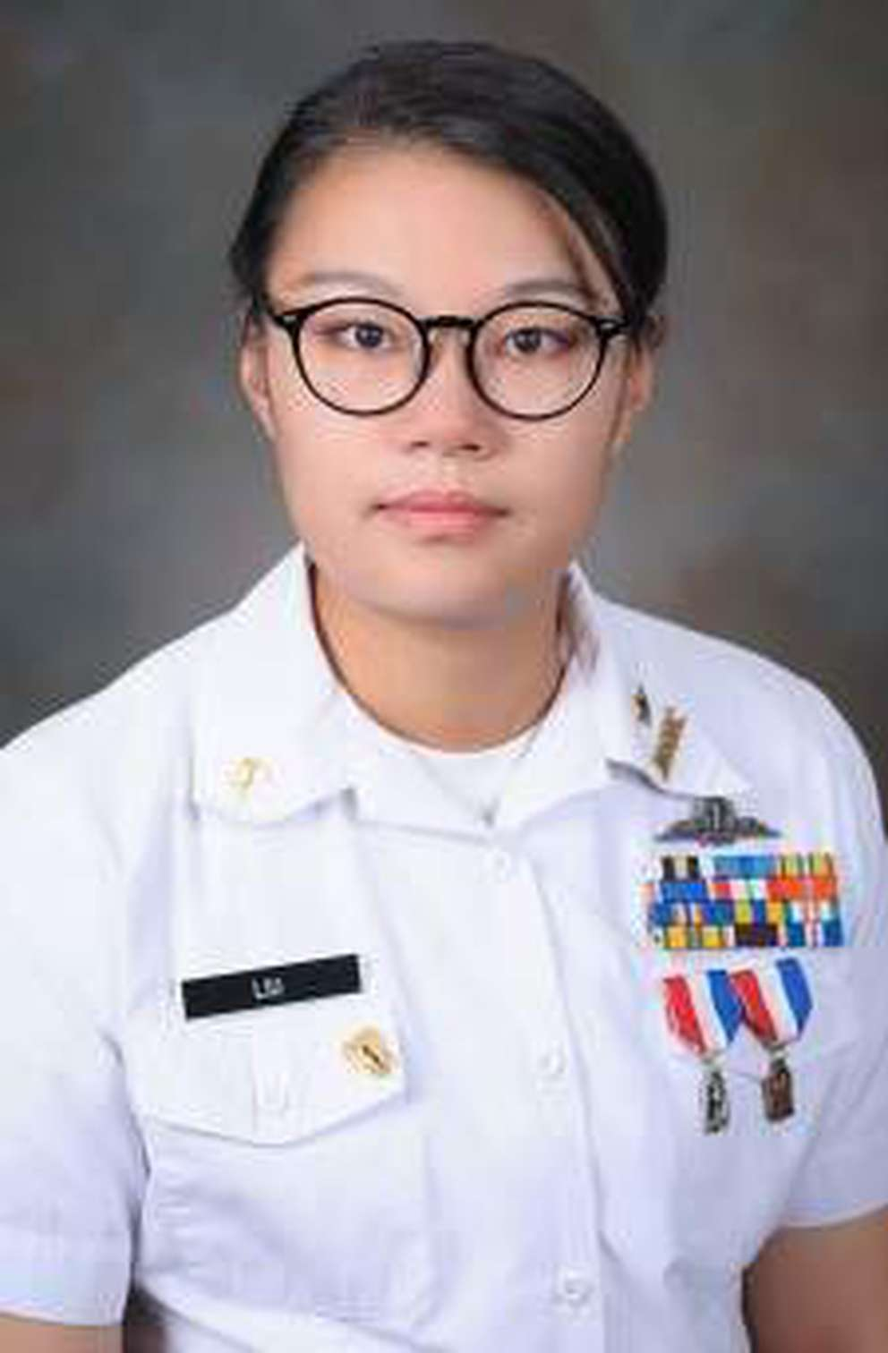 "Ruiqi ""Ashley"" Liu is the 2018 valedictorian at Admiral Farragut Academy."