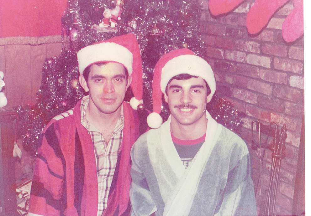 Castro and Frank Sturniolo were together for 31 years. (Photo courtesy Frank Sturniolo)
