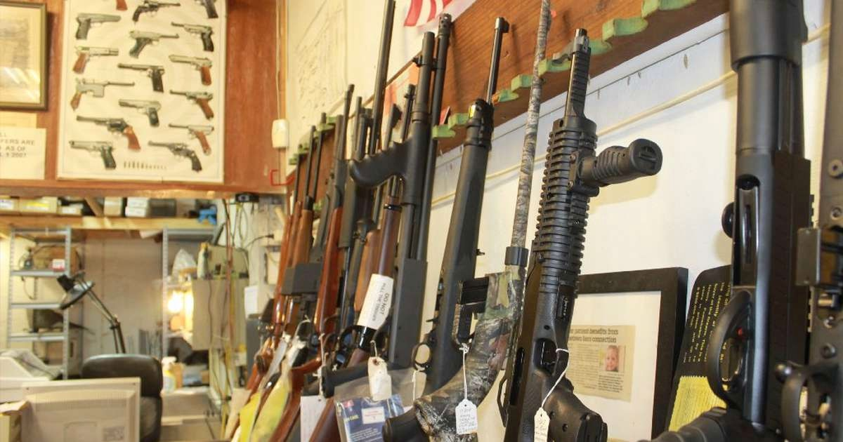 thousands of would be gun buyers failed a florida background check