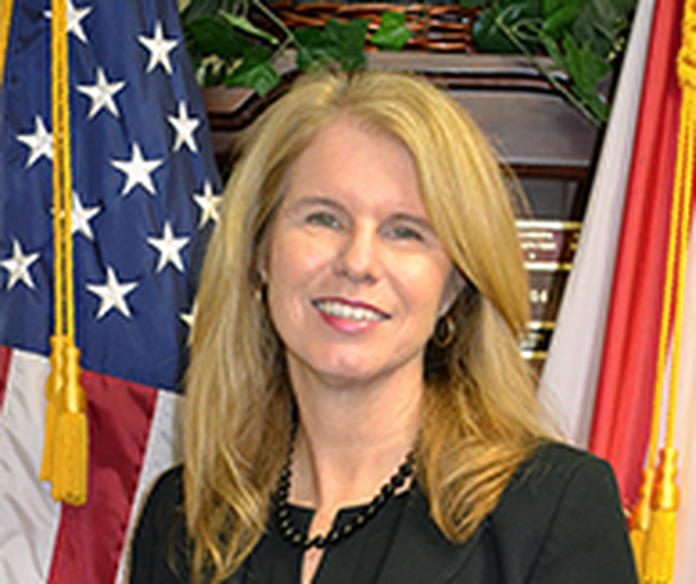 Mary Mayhew, Florida's secretary of the Agency for Health Care Administration.