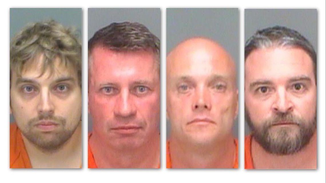 Four arrested in St. Pete human trafficking sting