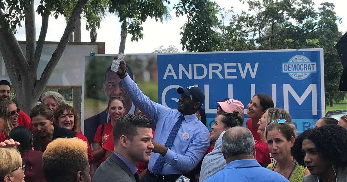 In Andrew Gillum's rise, some see signs of his college days at FAMU