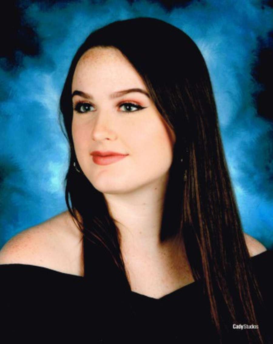 Kate Milligan is the 2018 valedictorian at Dunedin High School.