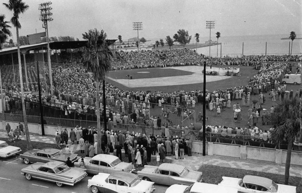 Al Lang Stadium [Times archives]