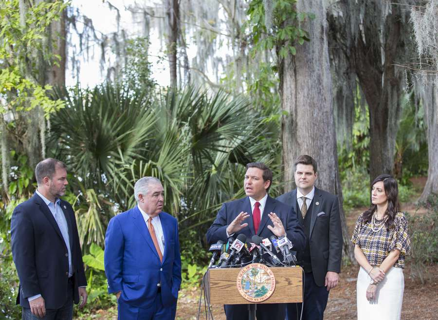 State To Appeal Decision To Allow Shock >> On Medical Marijuana Florida Gov Ron Desantis Wants To Heed The