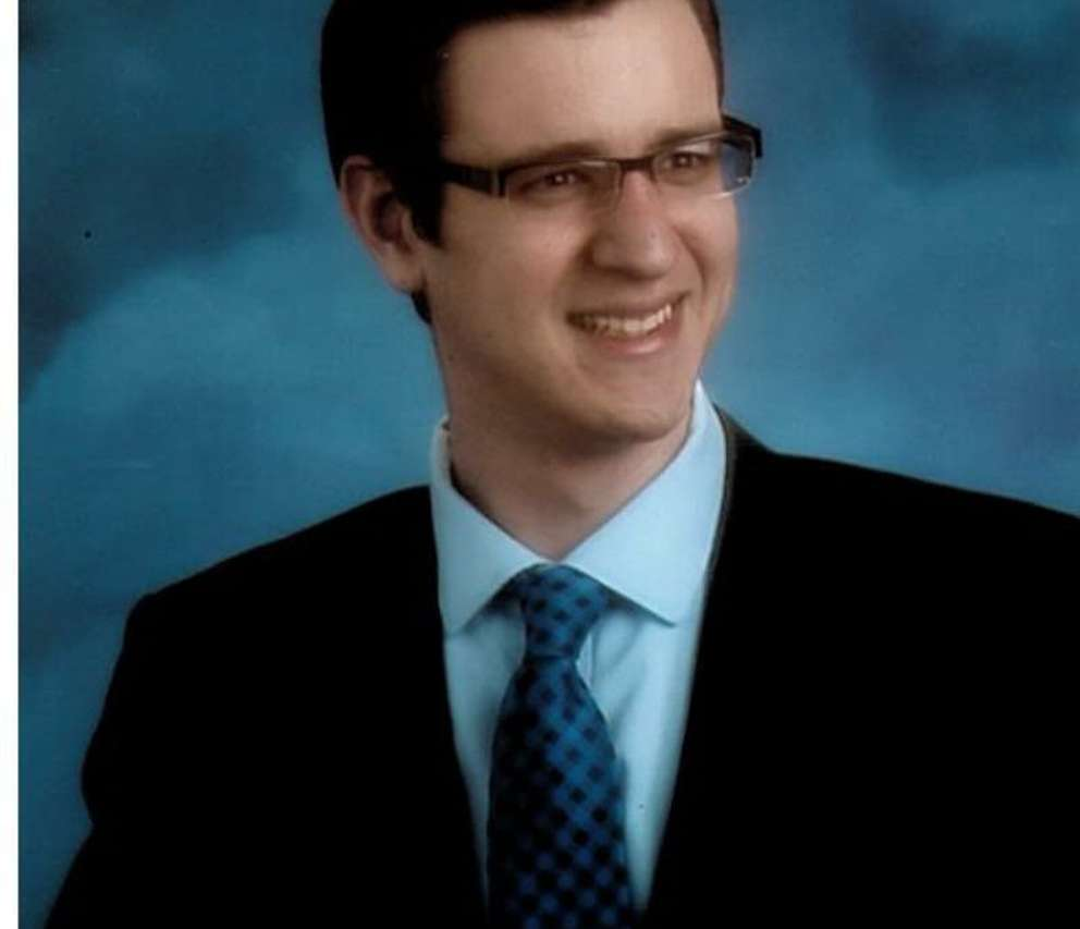 Andrew Watson is the Valedictorian of Cambridge Christian School
