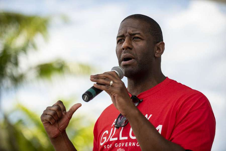 andrew gillum responds to monkey this up i m going to try to