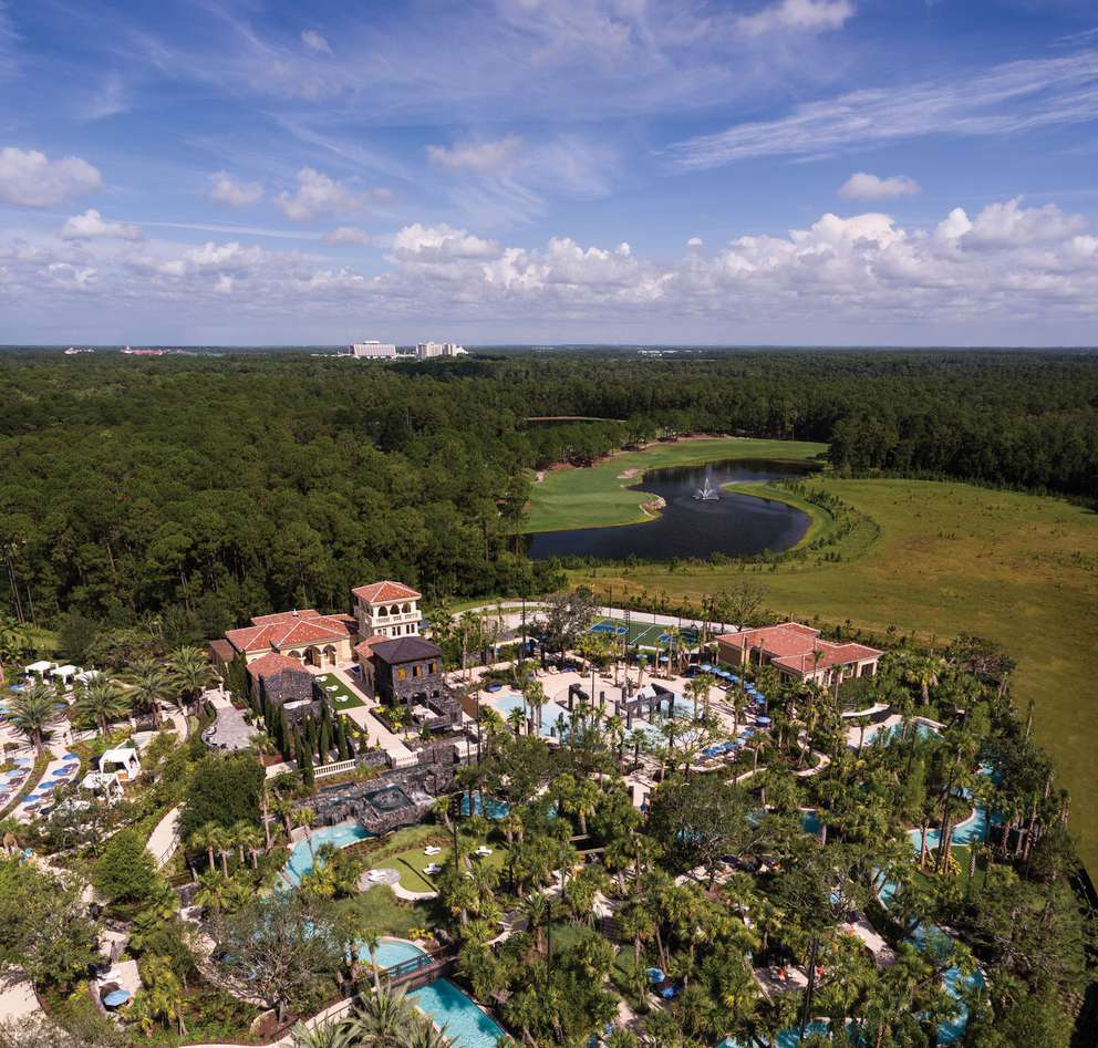 Buy Here Pay Here Tampa >> 8 facts about Walt Disney World's luxury Golden Oak ...