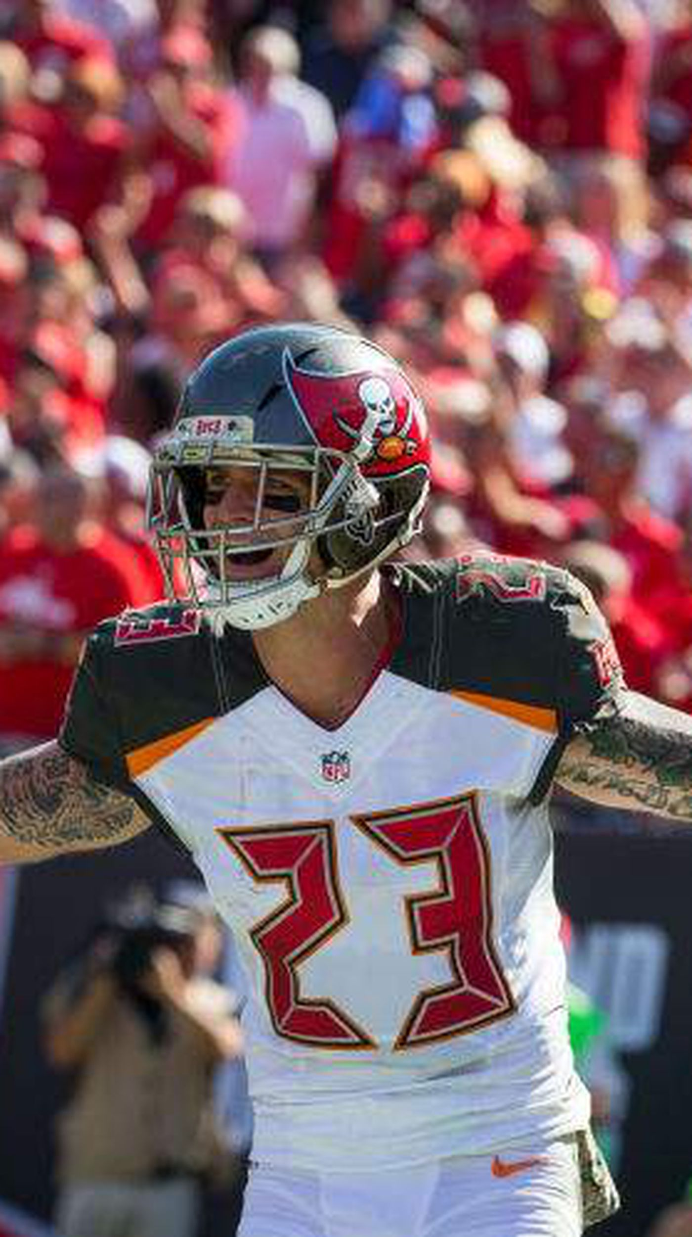 Bucs may have to choose between healthy Chris Conte, Keith Tandy ...