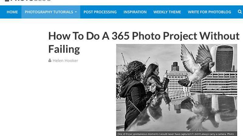 """TBT Photo Addict: """"How To Do A 365 Photo Project Without Failing"""""""