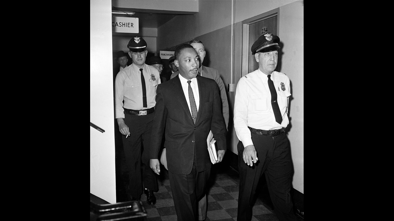 Martin Luther King S Traffic Ticket Changed History S Course