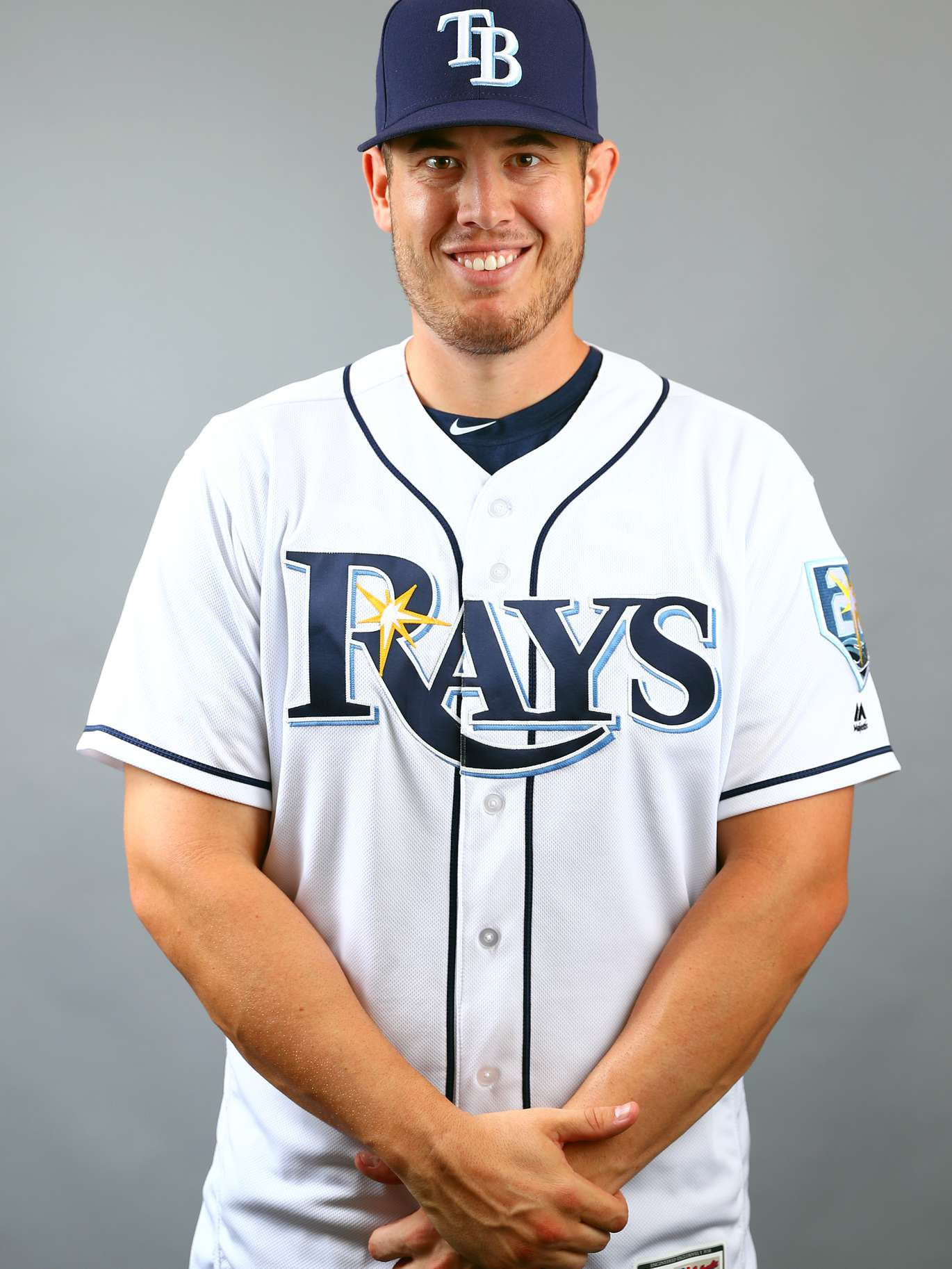 13. C.J. Cron, 1b, No. 14: Showed promising power despite limited opportunities with Angels; Rays will give him all the time he warrants, and like his glove.