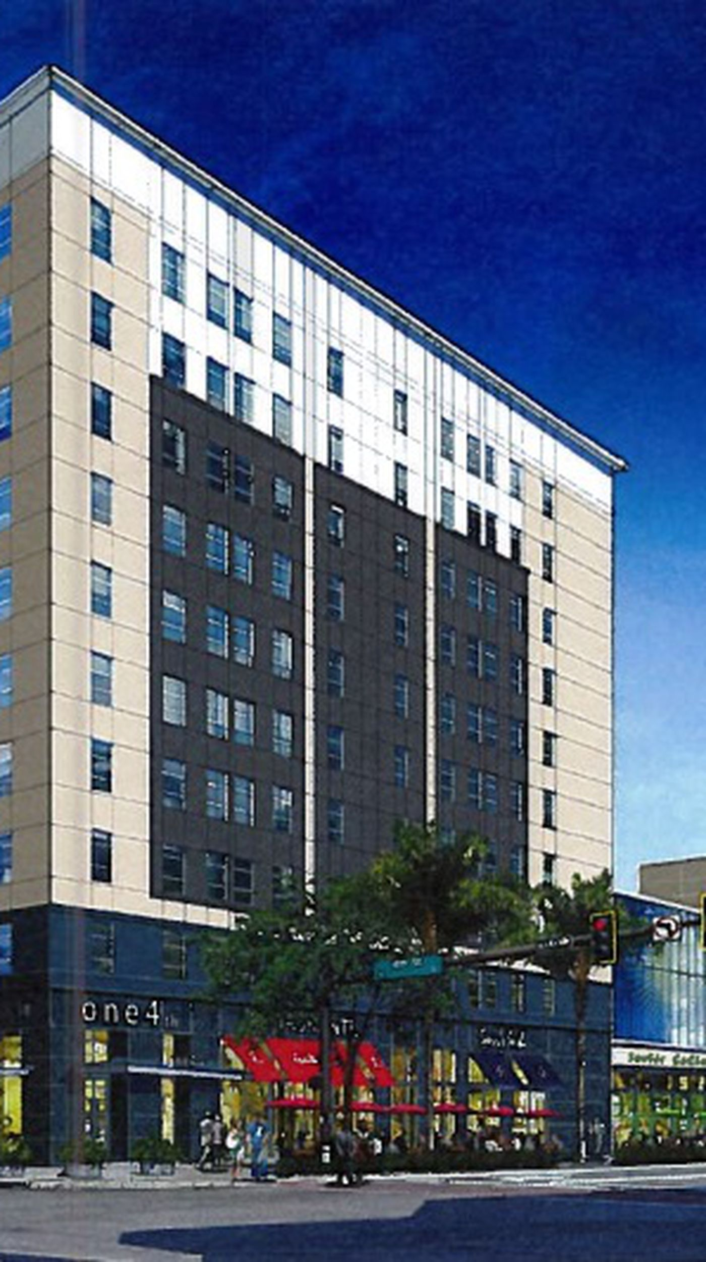 Gables Of St Morris developers pitch options for downtown st. petersburg site