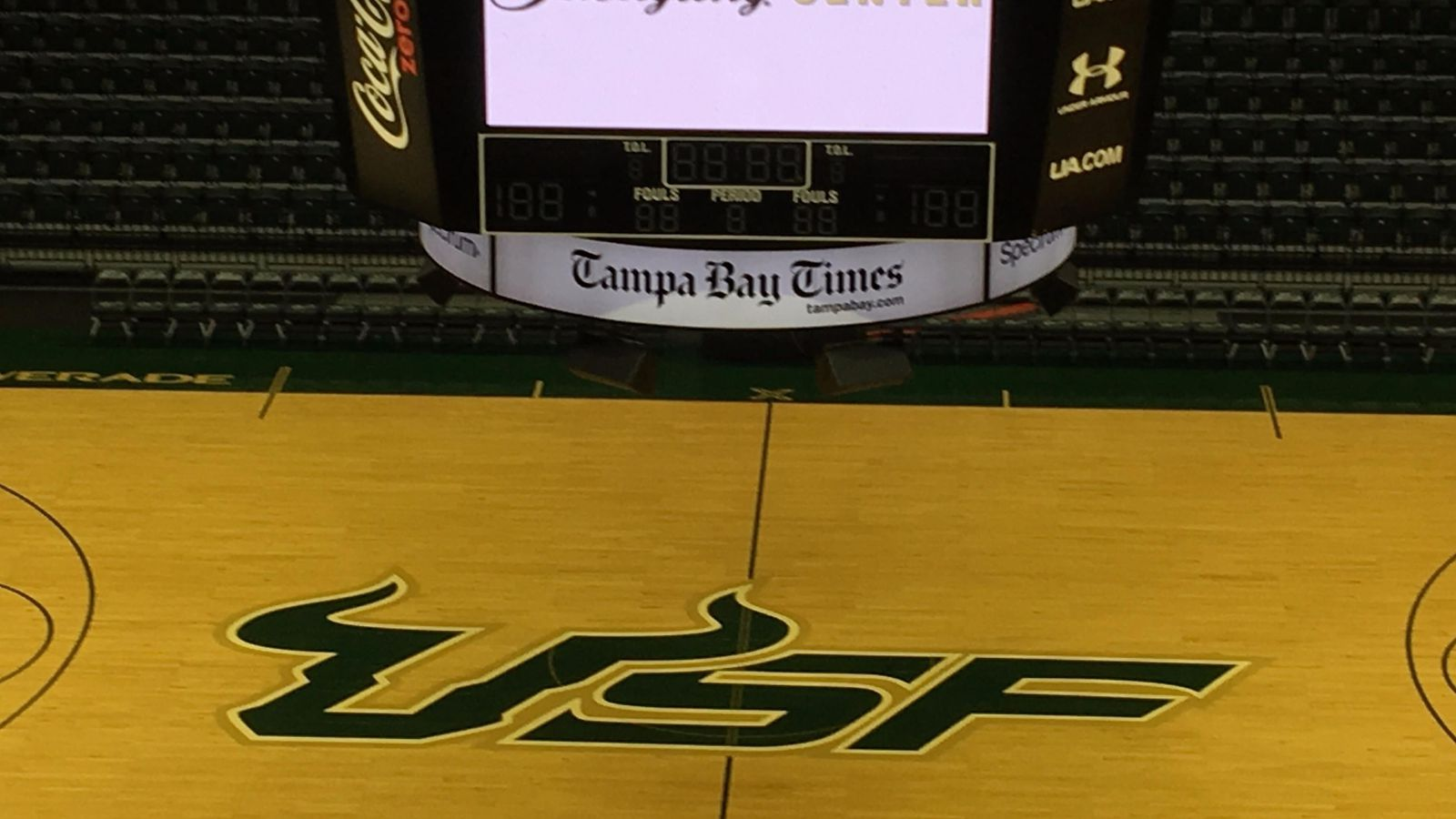 Usf Sun Dome S New Name The Yuengling Center