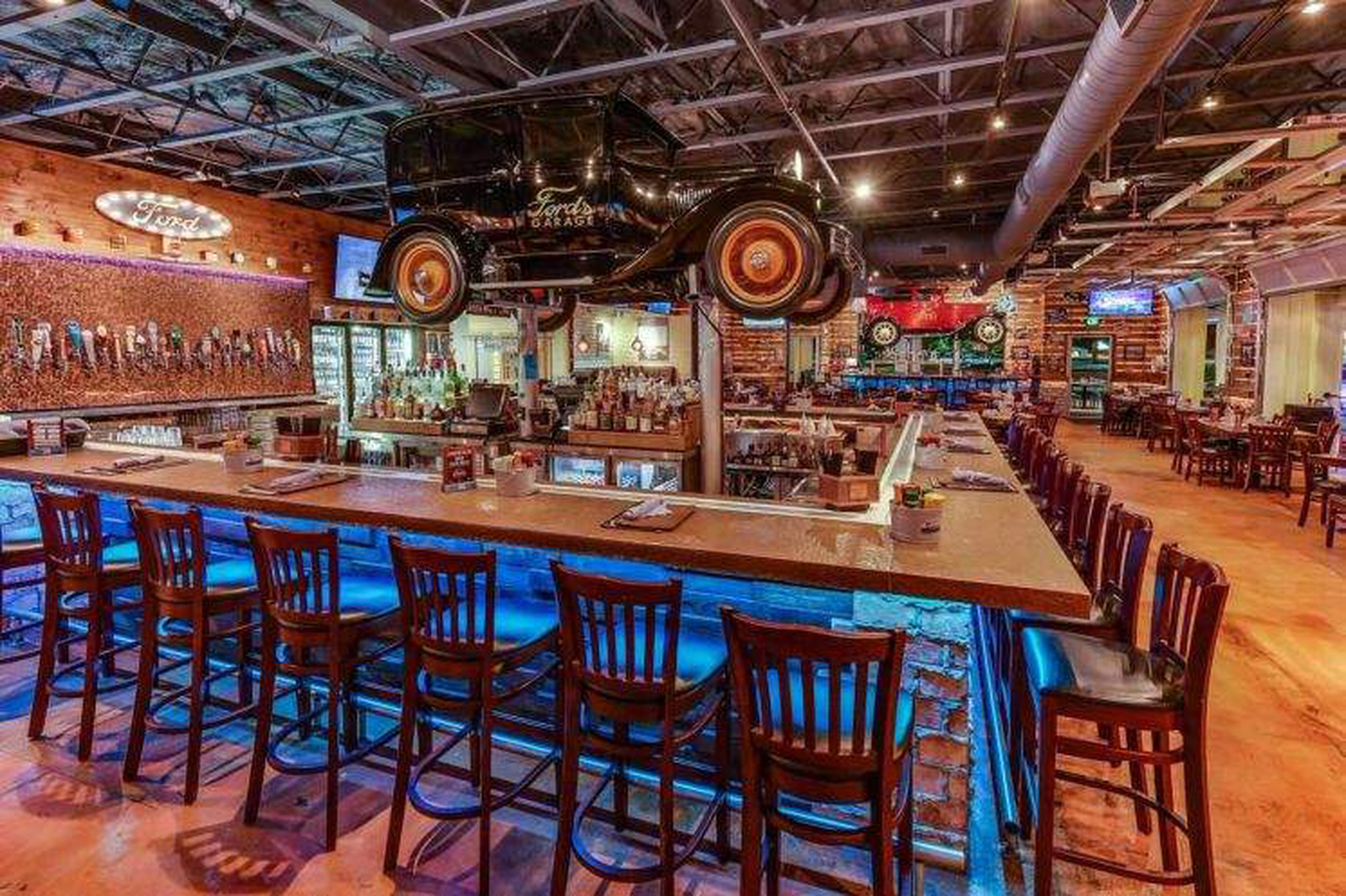 Ford S Garage Opens New Westchase Spot