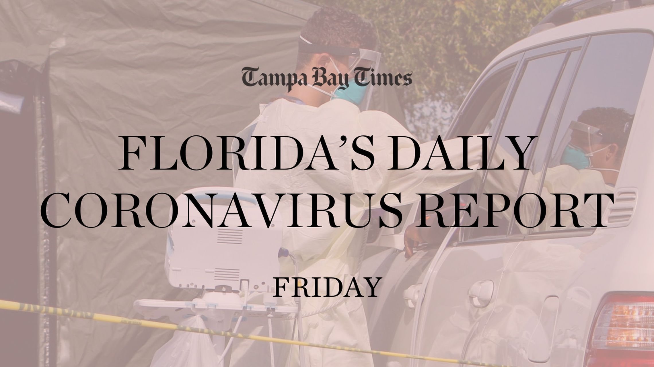Florida Adds 5 245 Coronavirus Cases 54 Deaths Friday