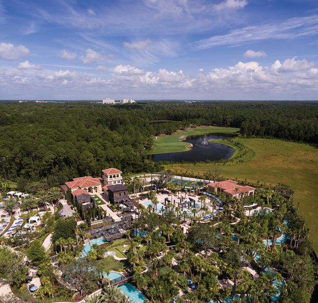 8 Facts About Walt Disney World S Luxury Golden Oak Neighborhood