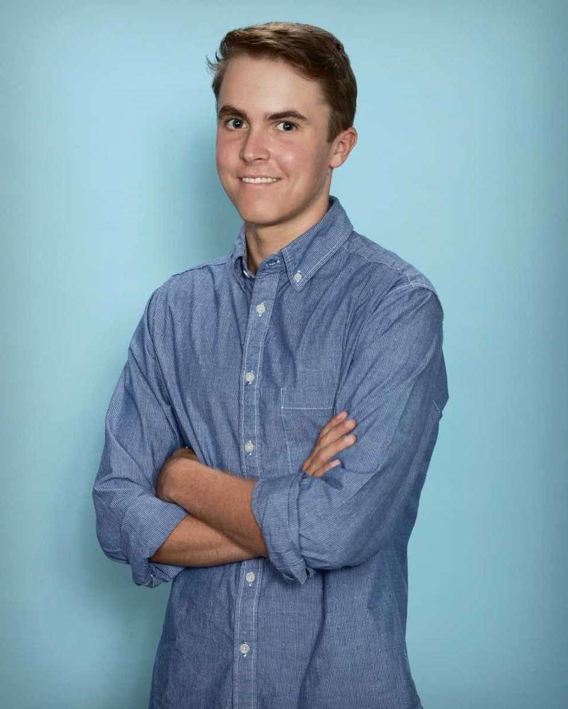 Garrett A. Toenjes is a 2018 co-valedictorian in the International Baccalaureate program at Palm Harbor University High School.