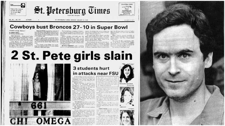 Ted Bundy was executed 30 years ago this year  Three of his victims