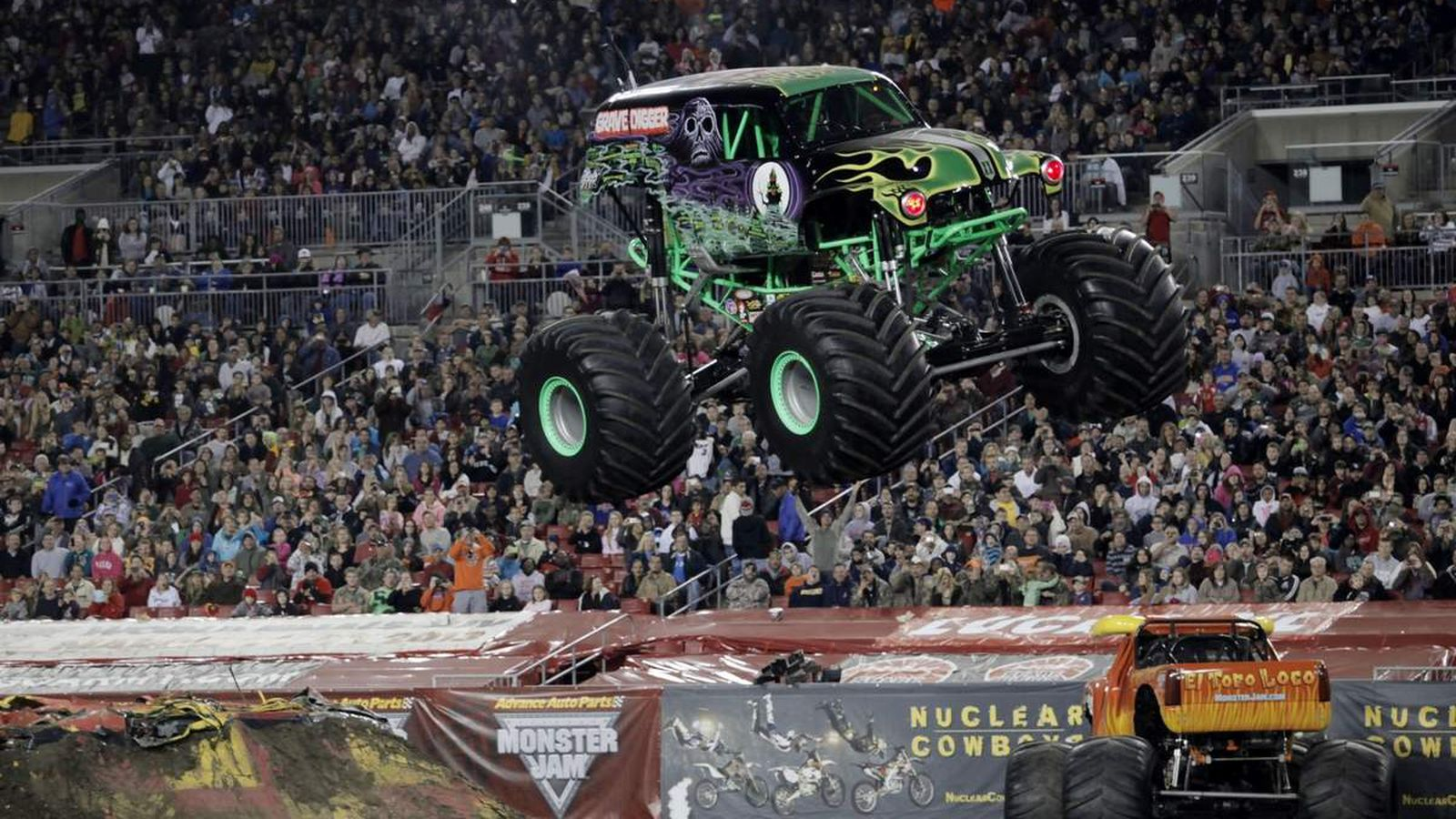 Monster Jam Fun Facts About Monster Trucks And Drivers Coming To Tampa