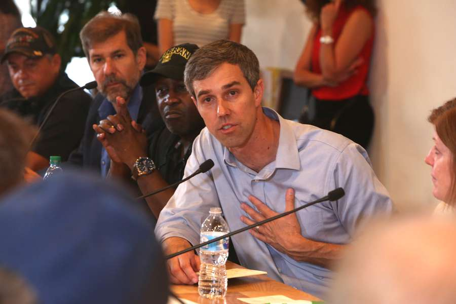 Image result for o'rourke war tax