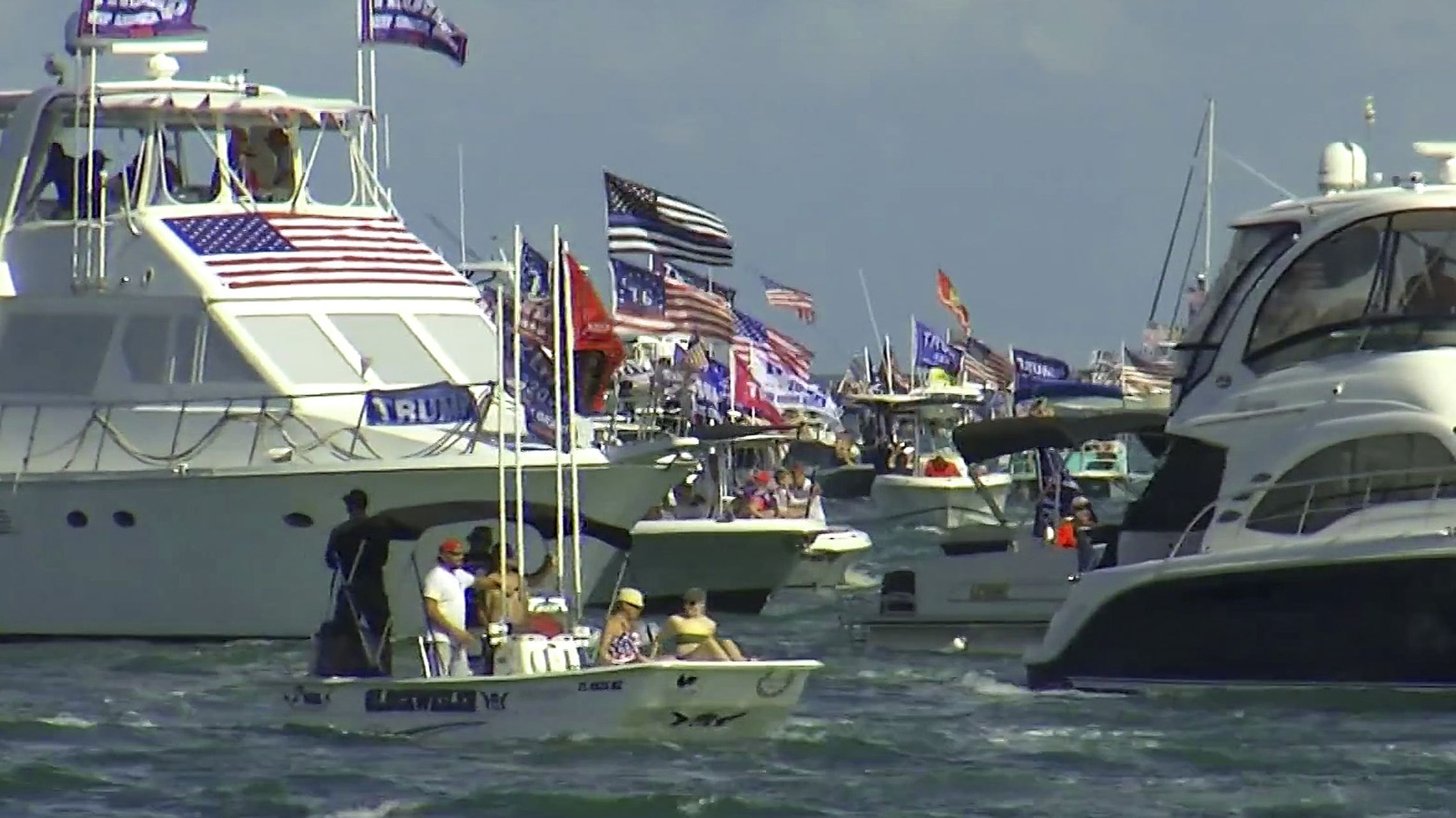 Trump Florida And Boat Parades How The President Is Owning The Ocean