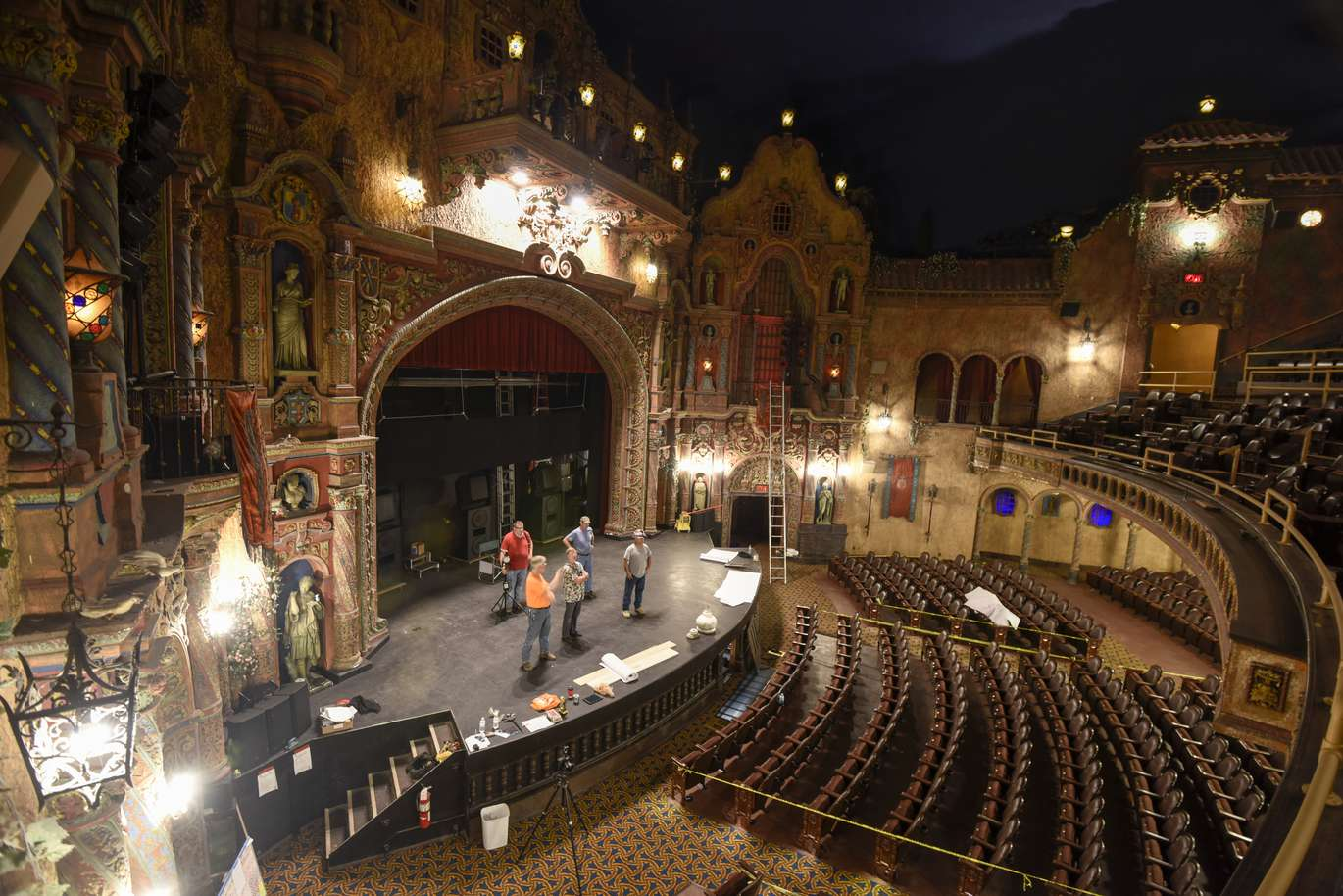 tampa theatre reopens after renovations tampa bay times