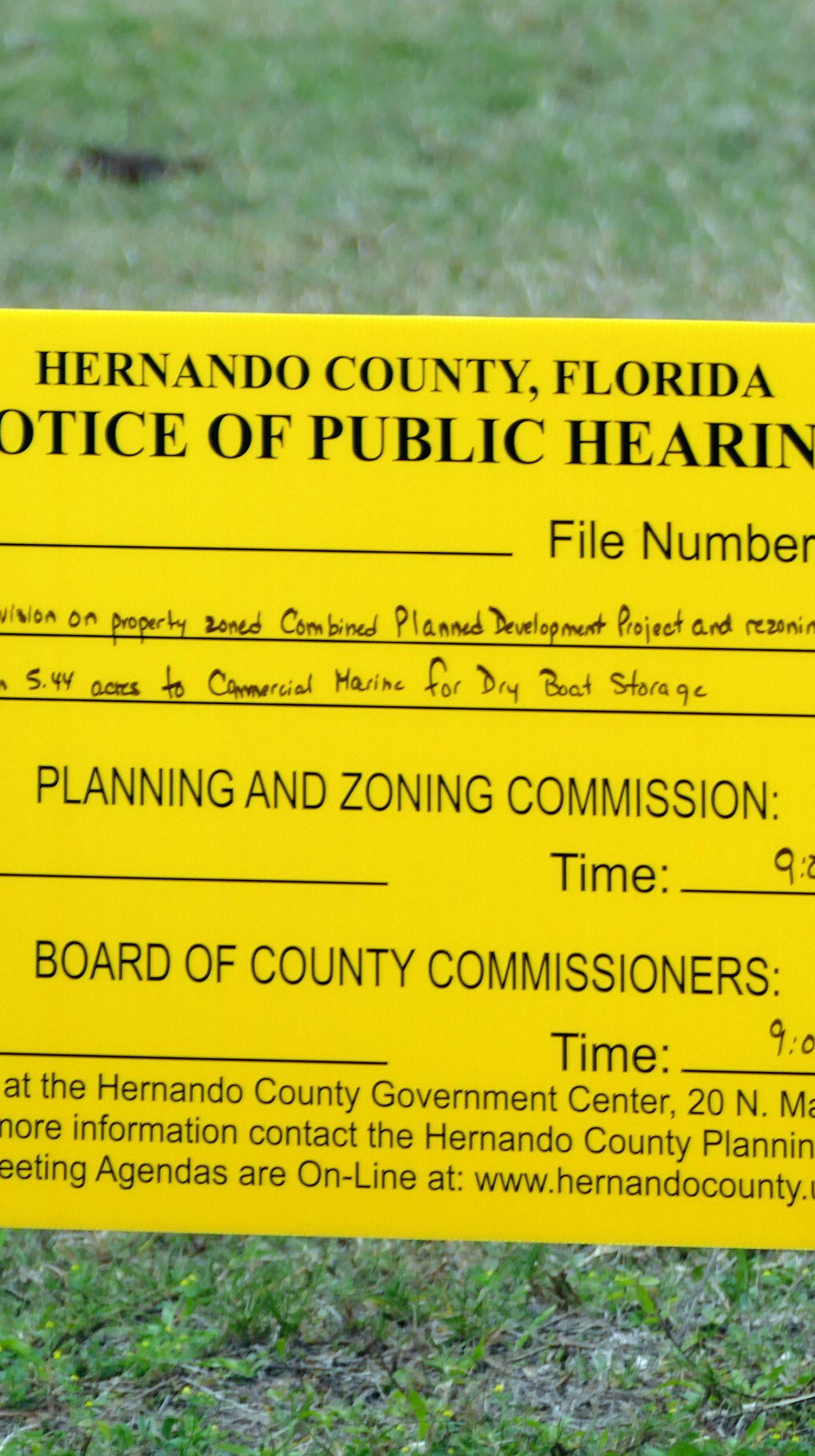 hernando county case search