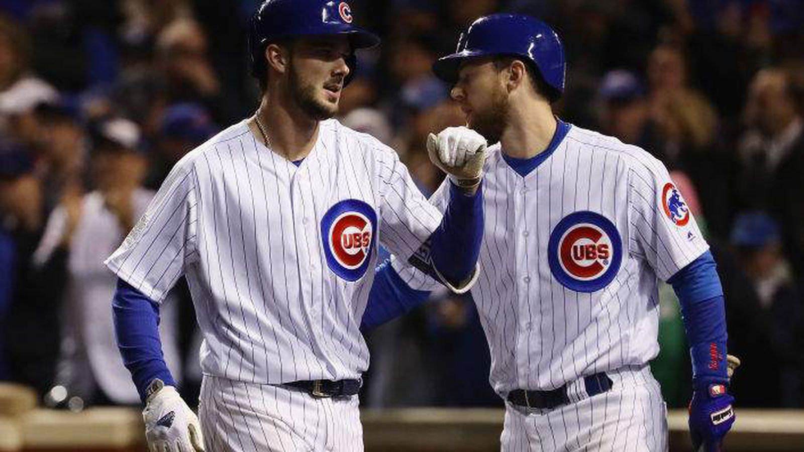 Cubs' young slugger Bryant takes hitting advice from another era