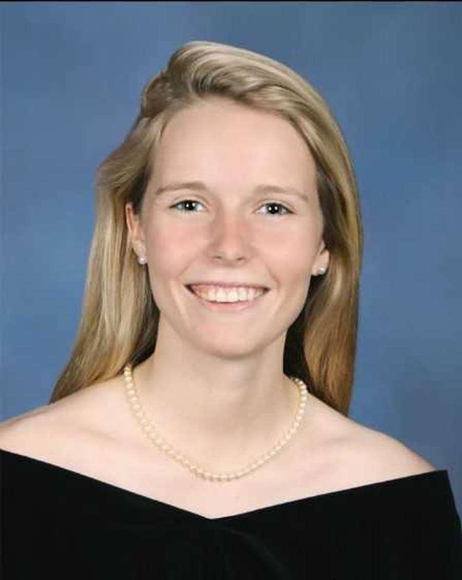 Brooke Brady is a 2018 co-valedictorian in the International Baccalaureate program at Largo High School.