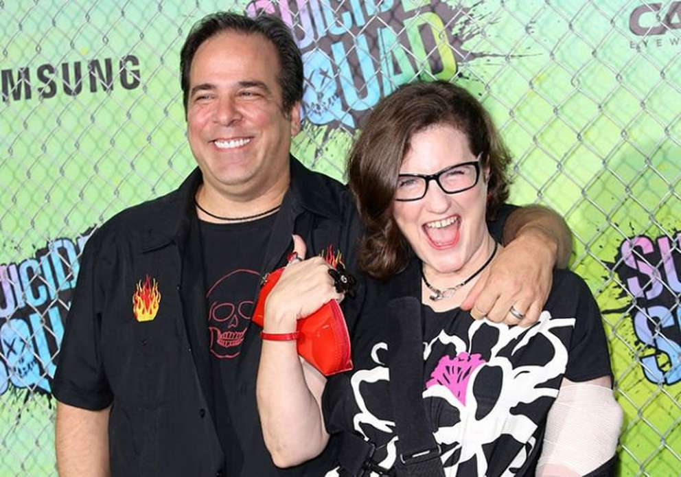 Clearwater residents and Harley Quinn co-writers Jimmy Palmiotti and Amanda Conner attended the Suicide Squad premiere in New York on Monday, August 1. Palmiotti was an editor on a Black Panther series of comics. Courtesy of Jimmy Palmiotti