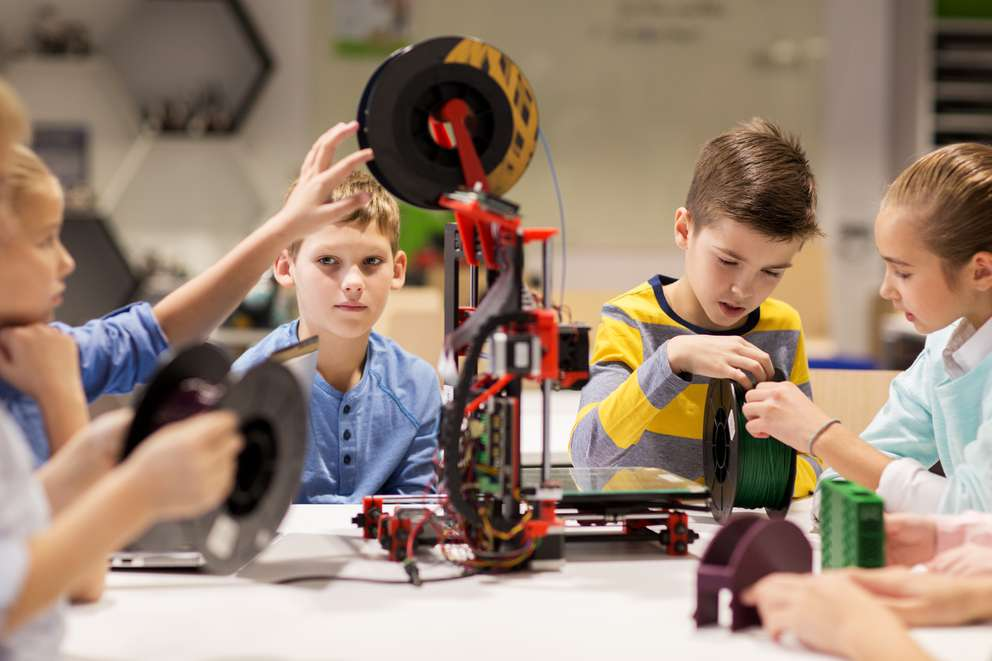At the Mini Maker Faire, engineers, artists and crafters will be invited to show off their inventions. Photo courtesy of Glazer Children's Museum