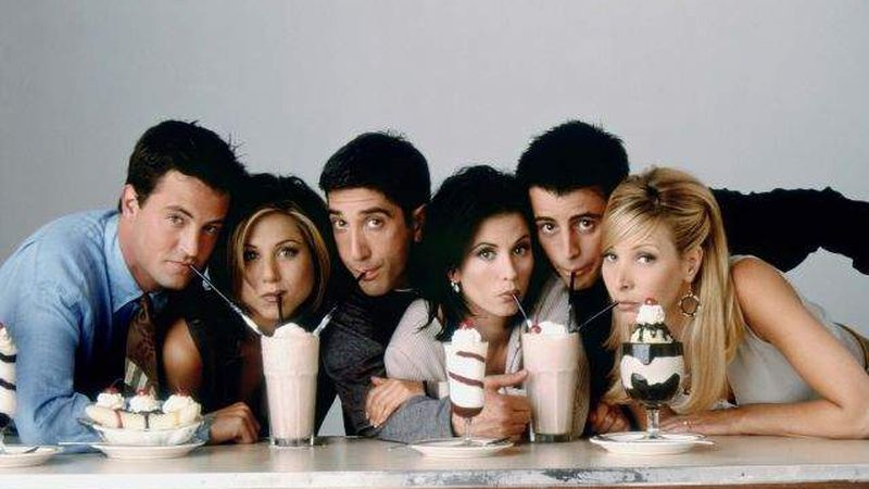We're either getting a Friends reunion or Matthew Perry is pregnant