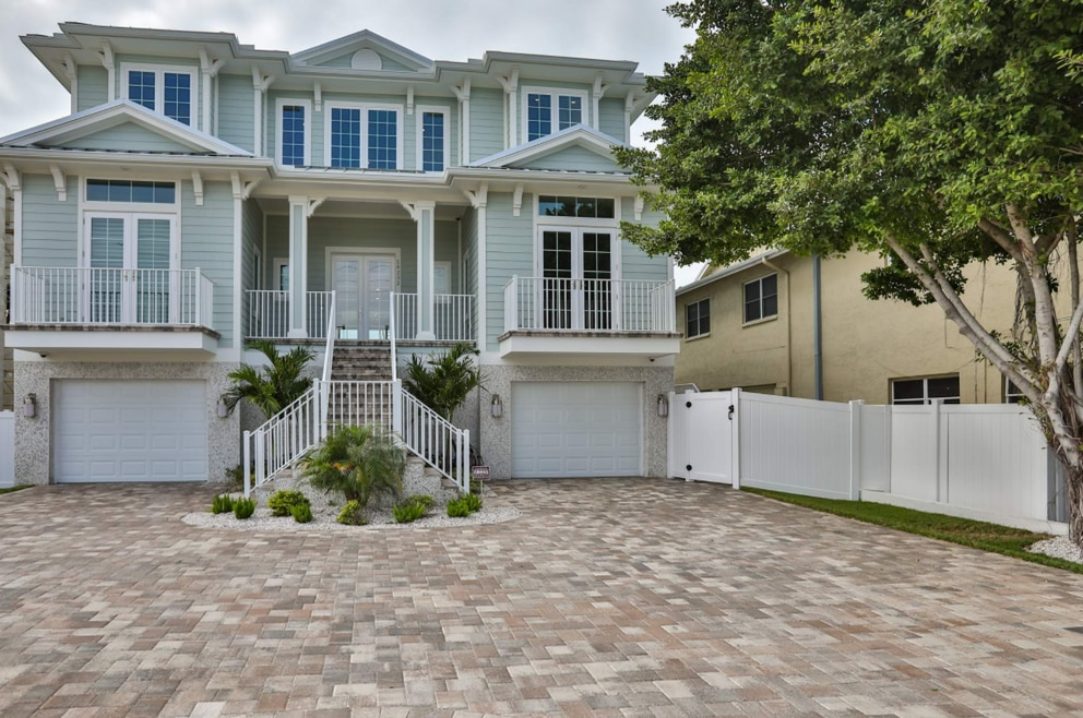 This gulf-front home in Redington Beach sold in May for $3.75 million, making it Pinellas County's priciest sale of the month. [Courtesy of Shannon Corr]