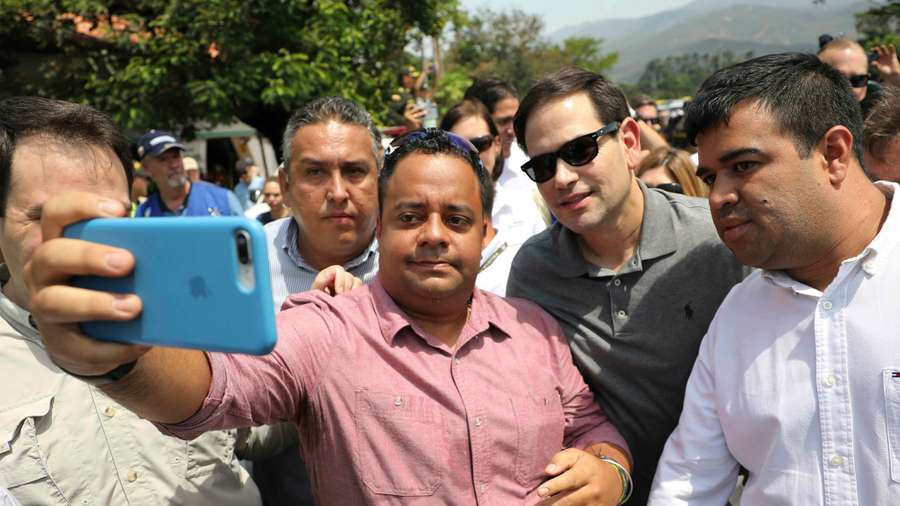 Marco Rubio and Venezuela: What a Twitter campaign to oust Maduro