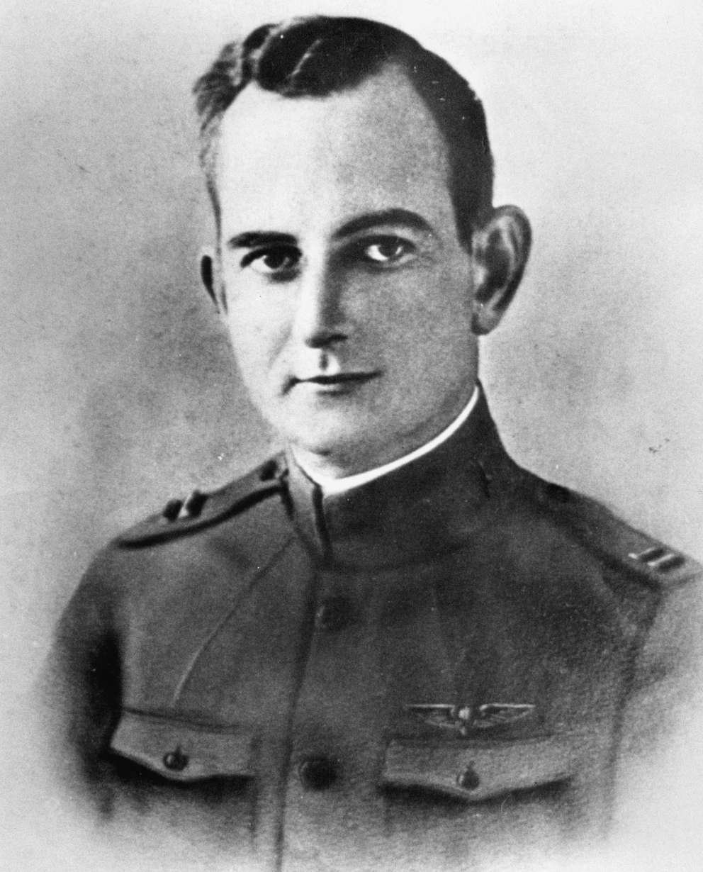 Capt. Dale Mabry, the man for whom the highway was named, was 30 years old when he was killed in January 1922. [Times archives]