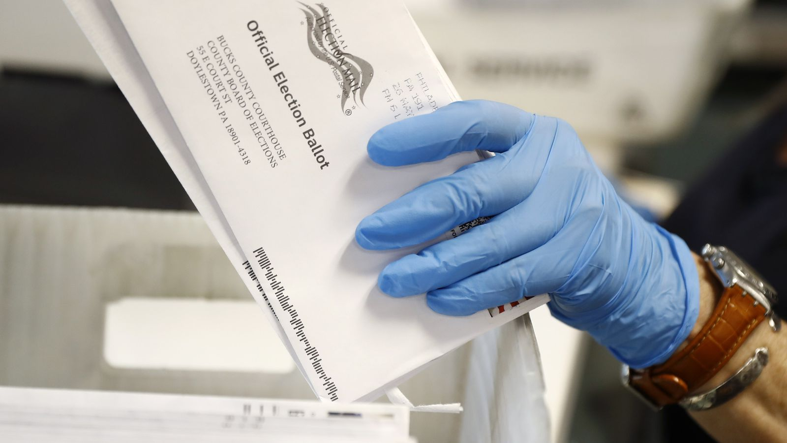 In Swing States Like Florida Mail Ballot Rejection Rates Could Triple