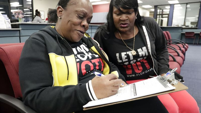 The Latest in the Battle for Felons' Right to Vote