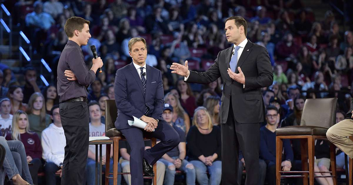 Sen  Marco Rubio's bill would let young adults in D C  purchase the