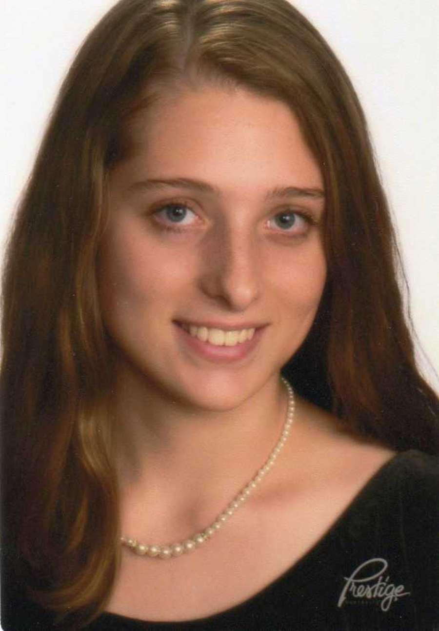 Lillie Marie Rooney is the 2018 salutatorian at Boca Ciega High School.