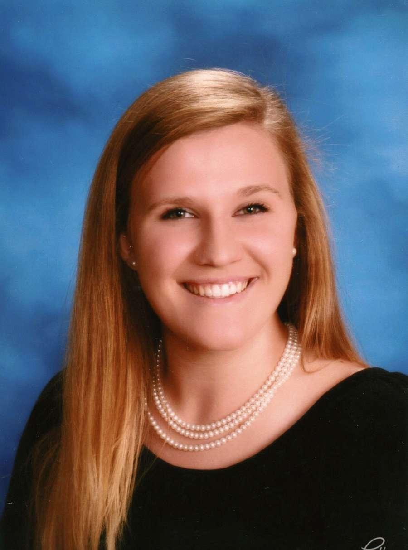 Rachel Katherine Early is a 2018 co-salutatorian at Northeast High School.