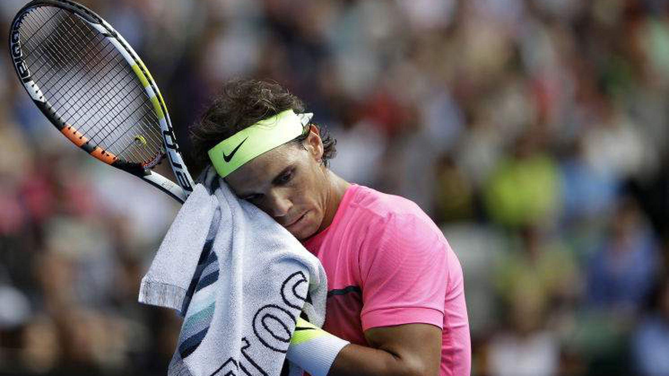 Rafael Nadal Loses At Australian Open