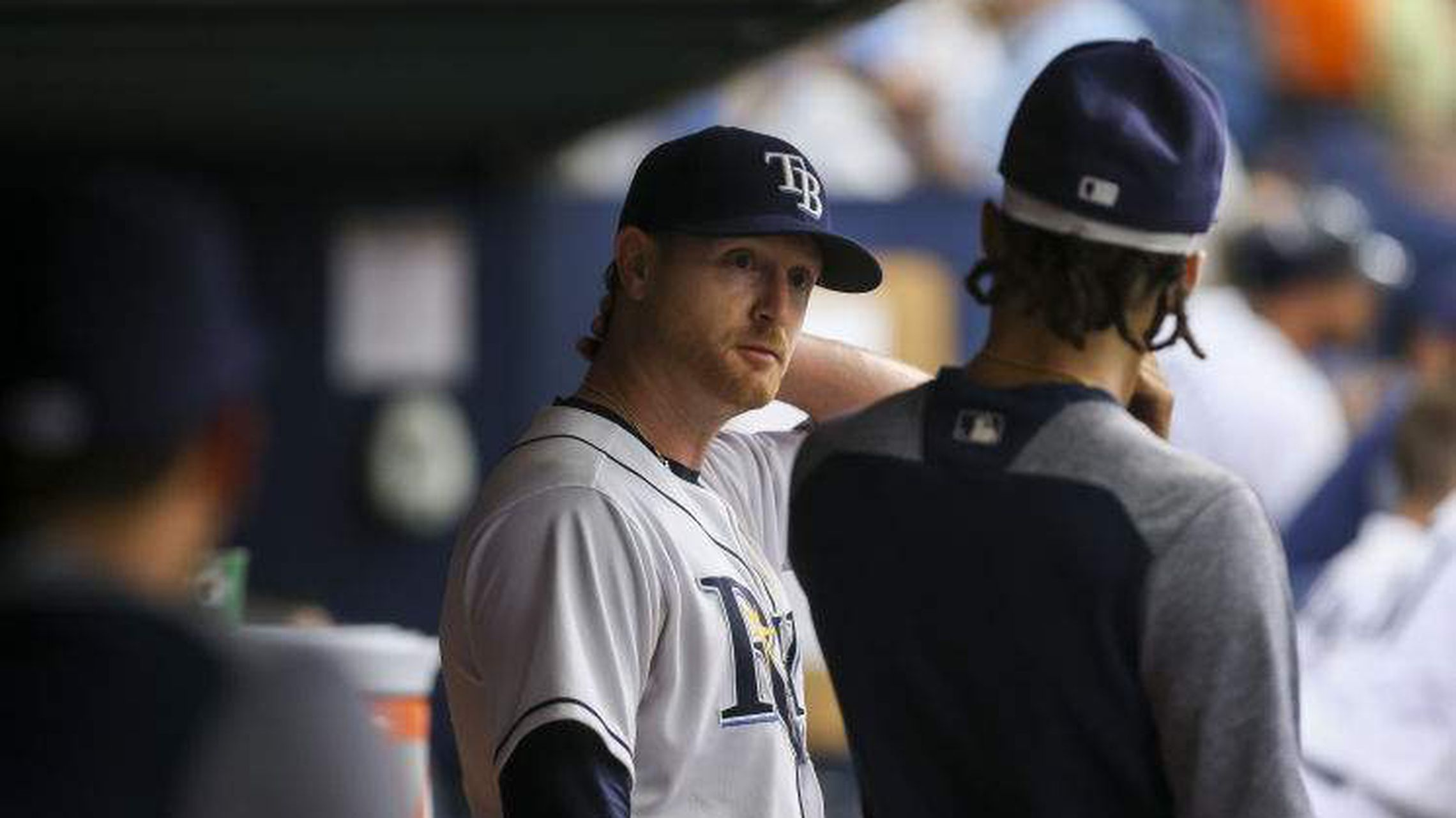 Alex Cobb on Red Sox: 'A team that good, you suspect everything'