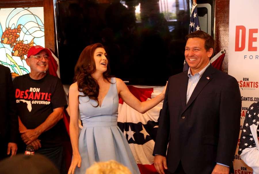 DeSantis wins Republican nomination for governor