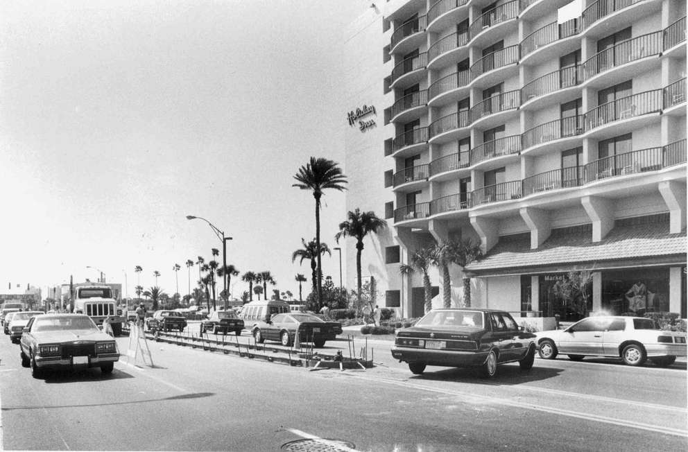 The Holiday Inn Surfside on Clearwater Beach. Times (1987)
