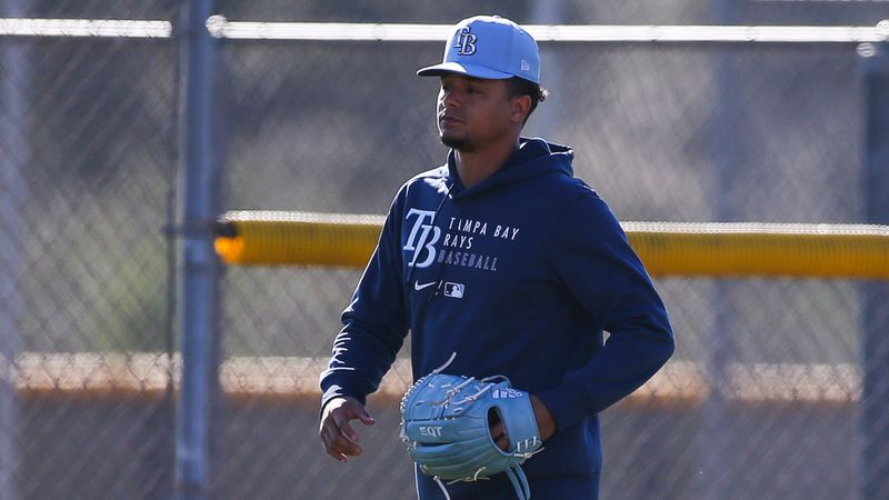 Chris Archer enjoying what's old and new with Rays