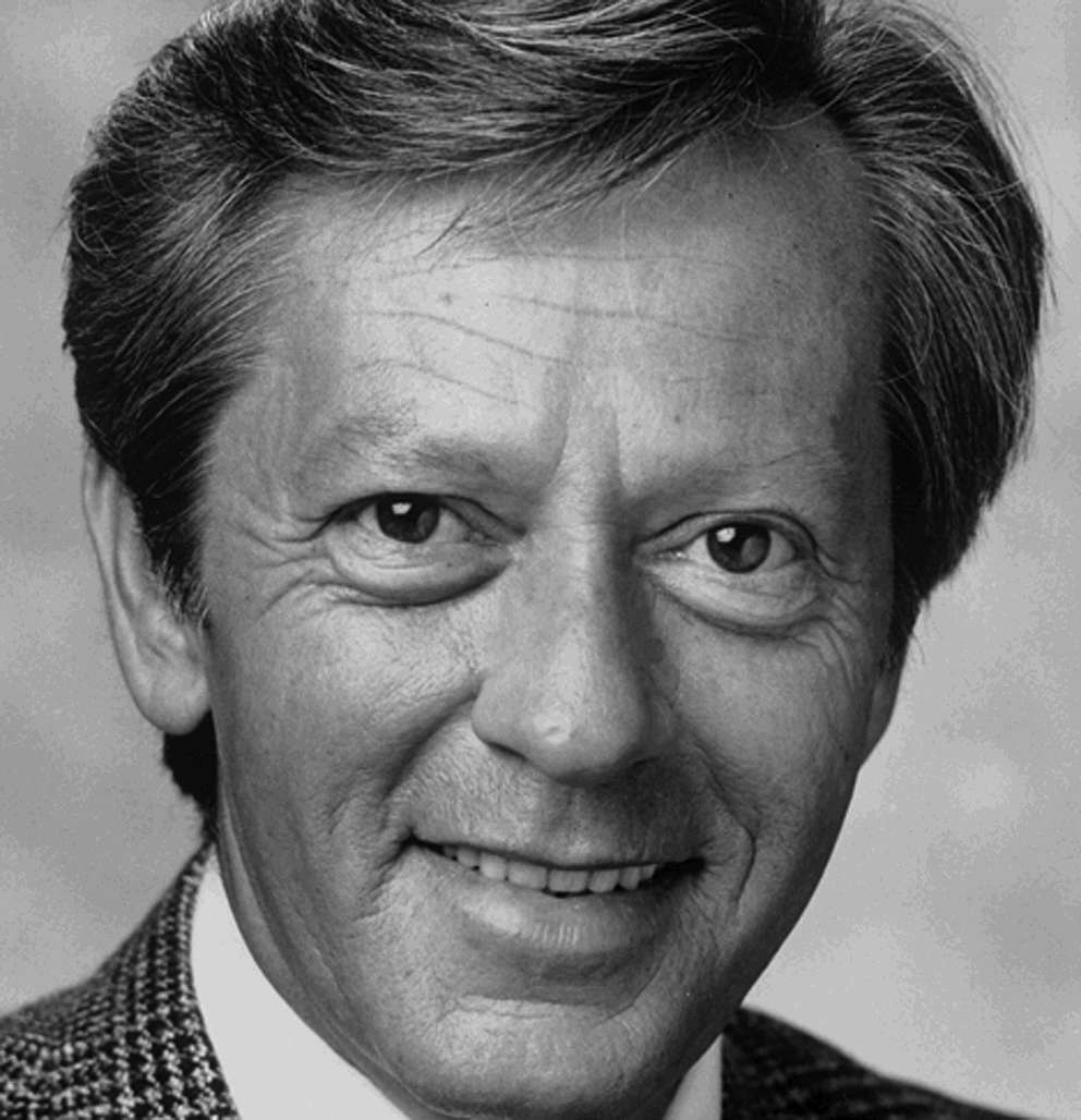 Dick Fletcher was the weatherman for 28 years on Tampa Bay's 10 News. [Times archives]