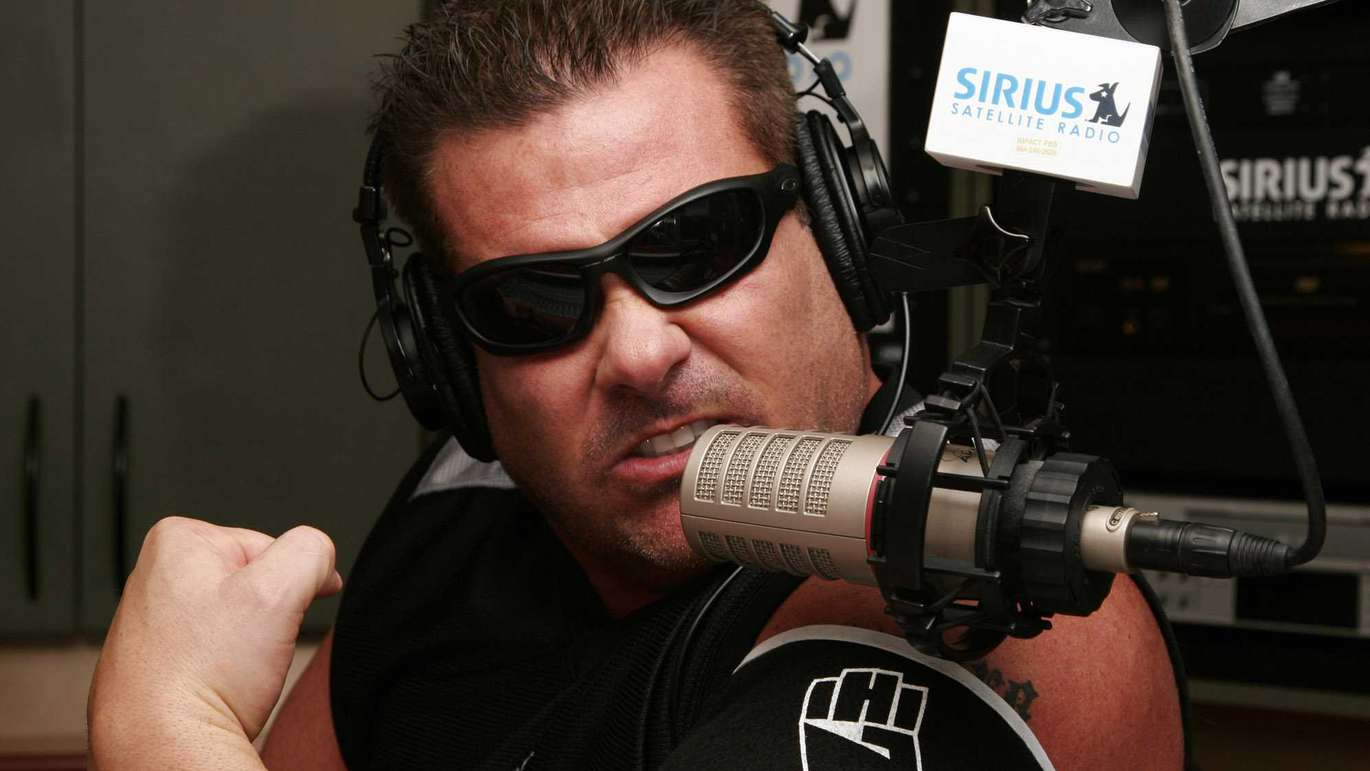 Bubba the Love Sponge in a promo photo for his Sirius show in 2008. [Times Files]
