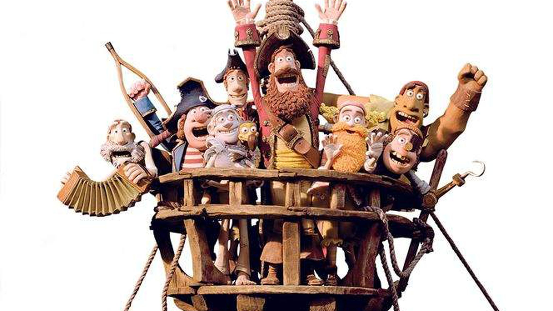 The Pirates Band Of Misfits Is A Stop Motion Movie With A Twist 3 D