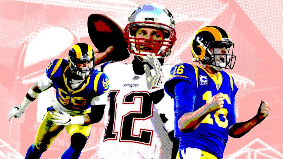 6114f4477 Patriots-Rams Super Bowl LIII preview  The ultimate guide to before ...